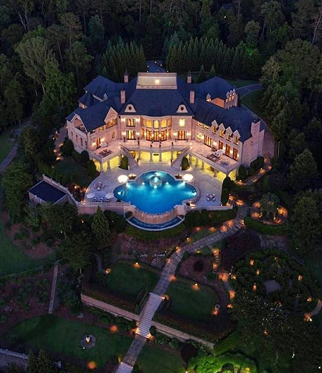 The Most Expensive home in Atlanta with a $25million price tag