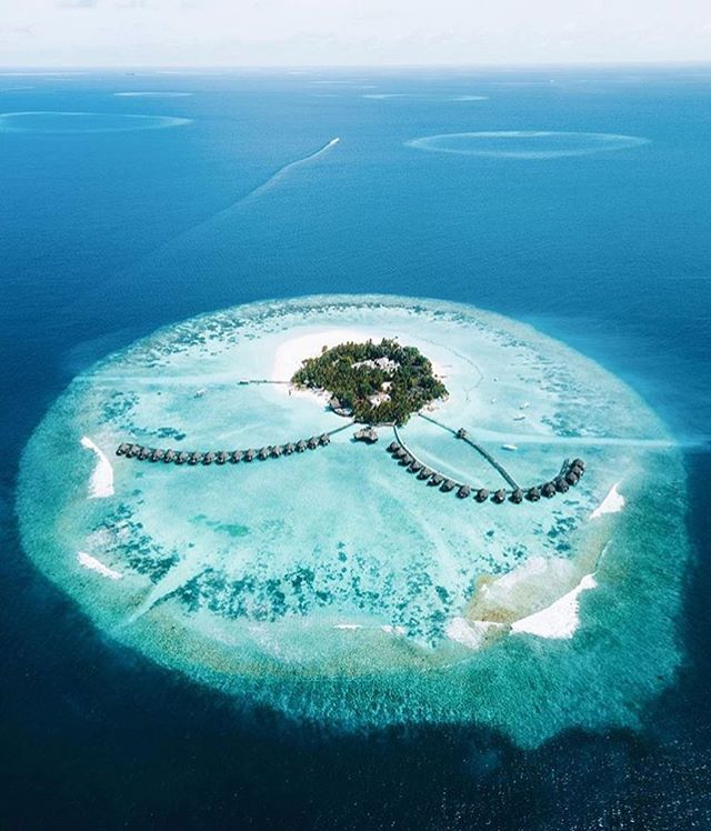 A tiny slice of paradise | Maldives