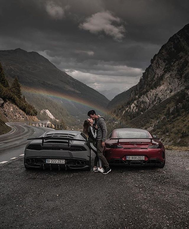 His & Hers | Tag someone special 👇 @zedsly @supercar.club