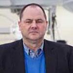 Geoff Allsop, Sales Director, Intellian Technologies