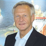 Tommy Dybvad Director Cruise and Ferry Services Marlink