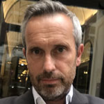 Jason Abbott, Executive Director EMEA, Iridium