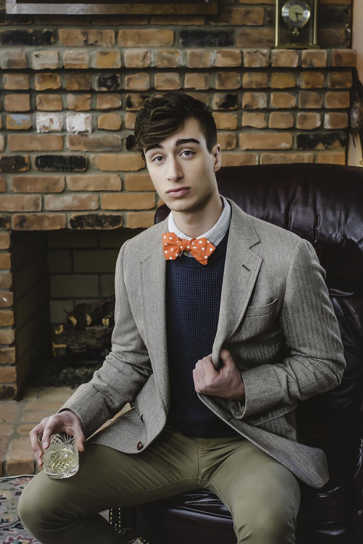 Model:Alexander Kepreos