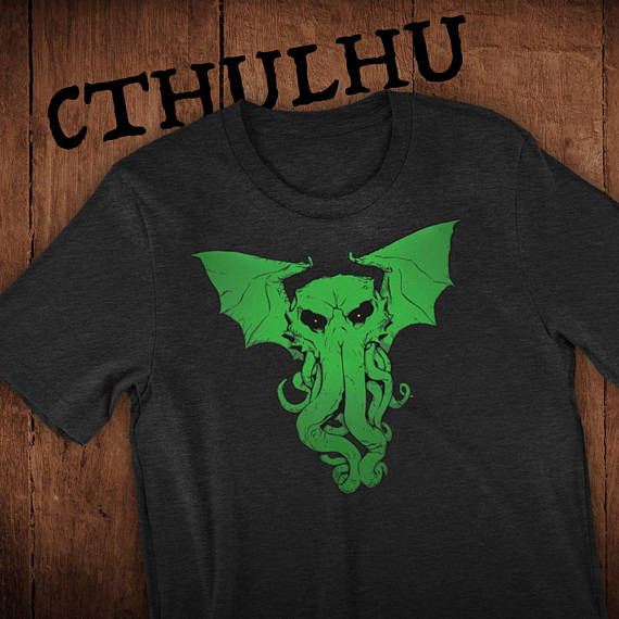 $19.99  Cthulhu Shirt