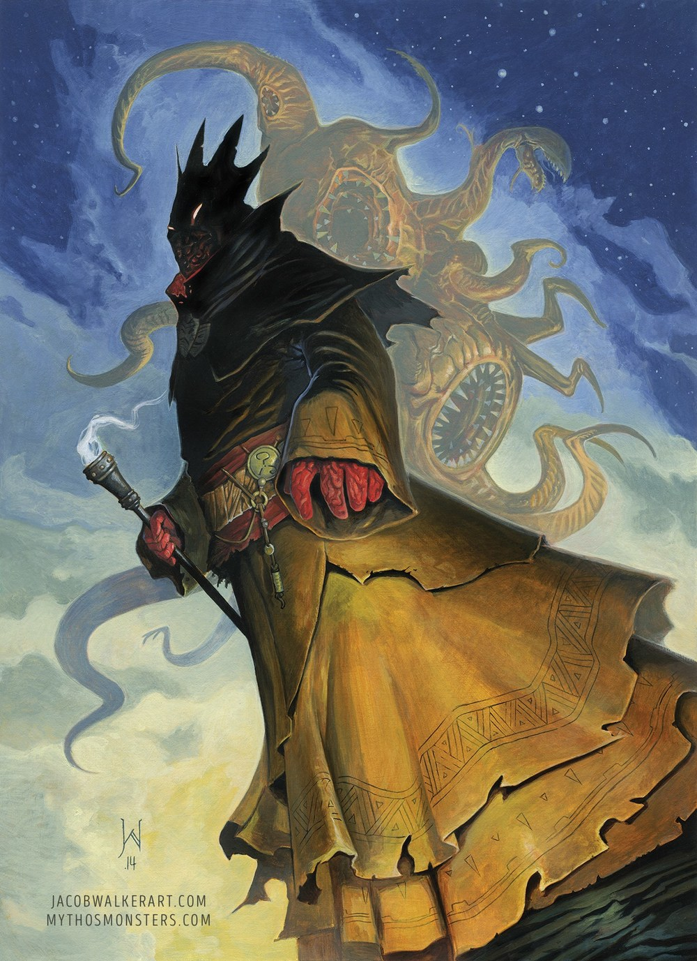 King In Yellow Hastur Cthulhu Mythos