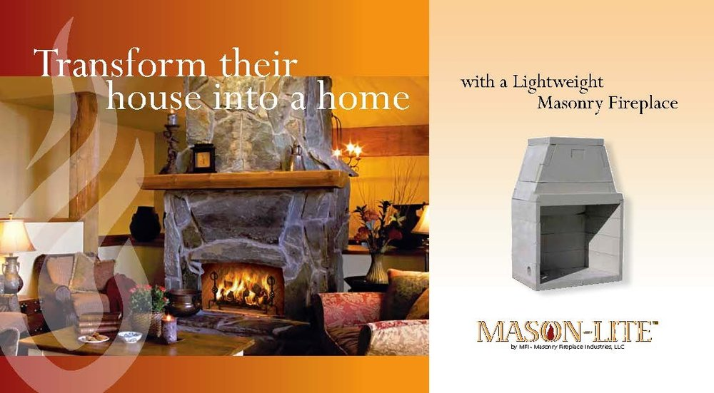 OUR NEWEST ADDITION TO OUR LINE OF QUALITY WOODBURNING FIREPLACES!!!!