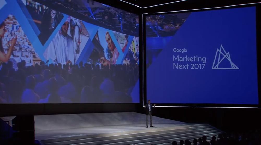 marketing next google 2017 الماركتر - التعلم الآلي - تسويق