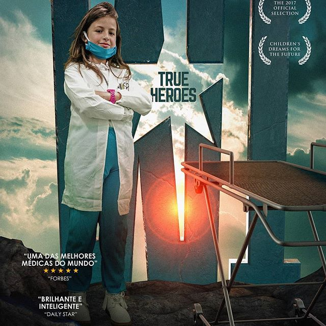 WINGS TO IMAGINATION by L'Oreál Portugal. This was a very fun project to produce for L'oréal Portugal with the partnership of The Flying Man. The concept of the project would be to transform normal children into superheroes, so we proposed to create a personalized movie poster for each child and for their dreams, we made doctors, firemen, princesses, soccer players, policemen, knights, among others. Photographic production to the charge of The Flying Man and all the 3D part, lights, composition, effects and renders was by our account (JustMad about design) ... Yeahhhhh !!!!! Thank you #3dart  #justmad #glass3d #3dlogo #type #conceptart #3d #cinema4d #graphicdesigner #concept #3dgallery #3d #cinema4d #environment #environmentalscience  #graphicdesign #designseries #design #typetopia #3dgallery #design by @simon_design
