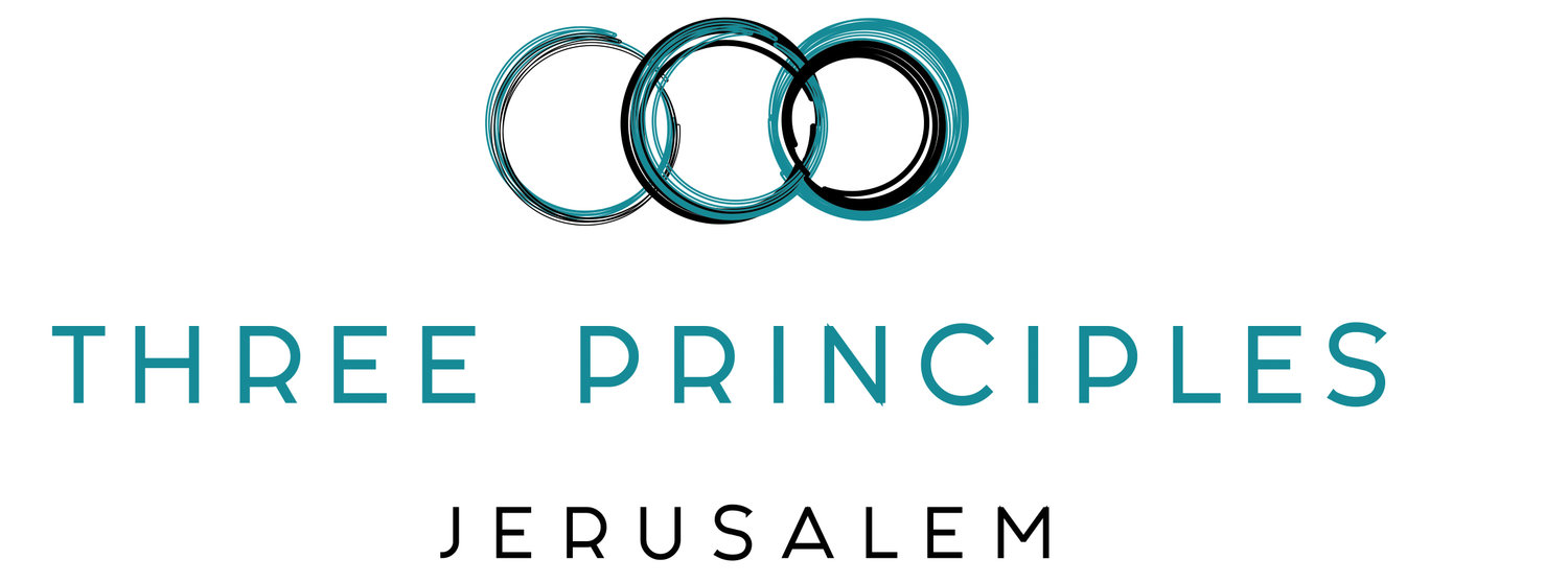 Three Principles Jerusalem
