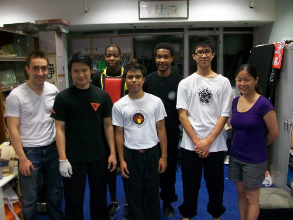 Hong Kong 2009: Alex who?  Insincere Wing Tsun Amnesia (IWTA) is real folks...