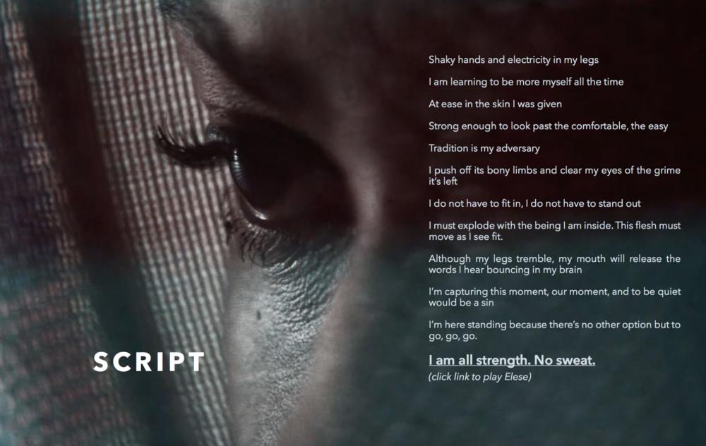 Elese Script