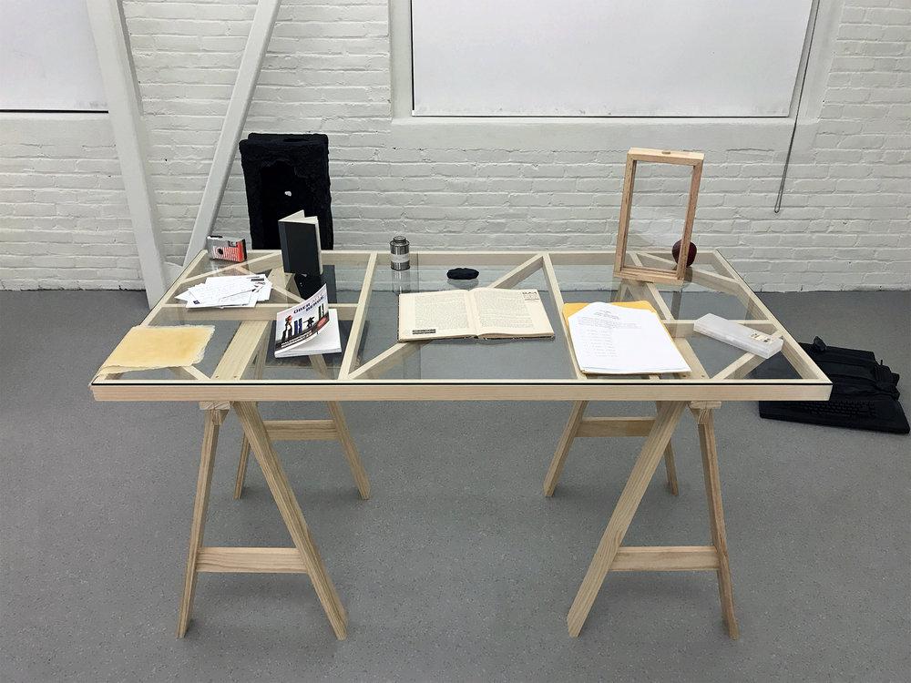 Field Table (Distant Proximity I)