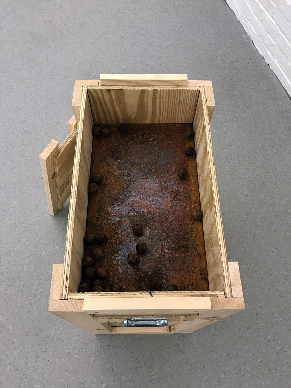 Transmission Box (Distant Proximity III)
