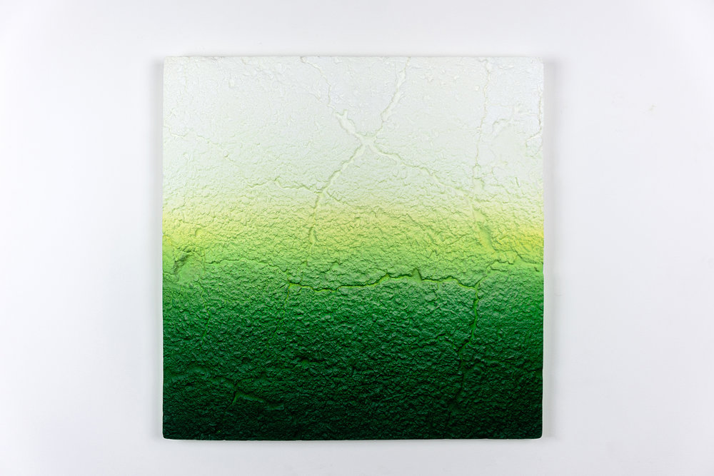 State of Green: New Landscape Painting #02 [Toxic Algae Bloom]