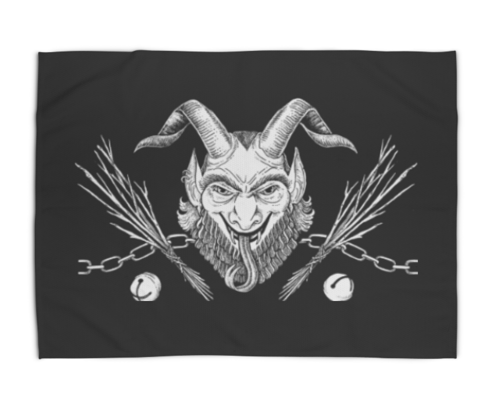 Krampus Rug Threadless