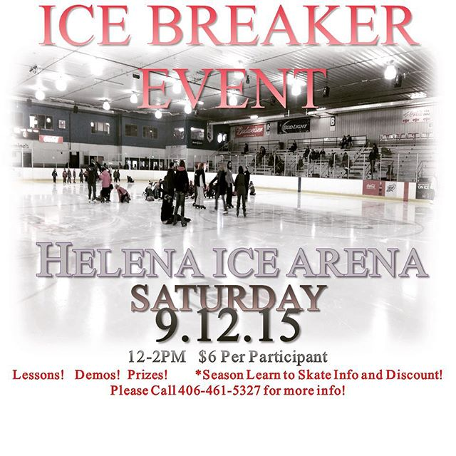Beat the heat and join us on the ice!