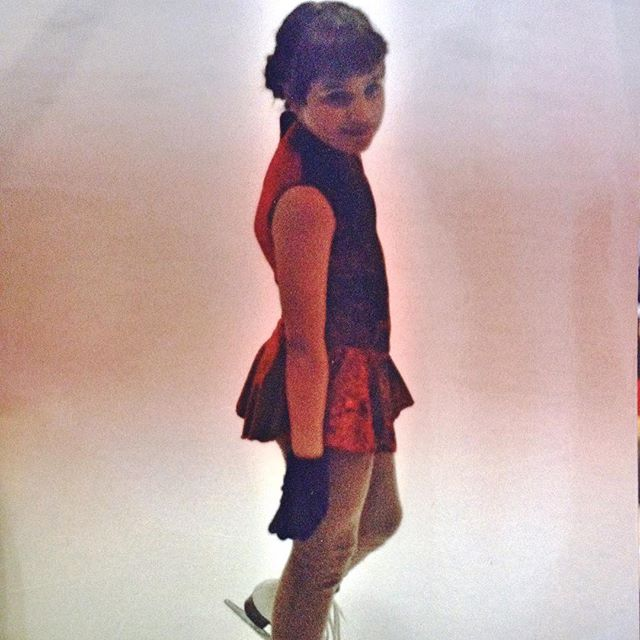 Throwback Thursday with this long time HFSC member! Some sizzle and sass. This member is still with us and you know she'll be there when we hit the ice for the 2015-2016 season! #tbt #icebreaker2015