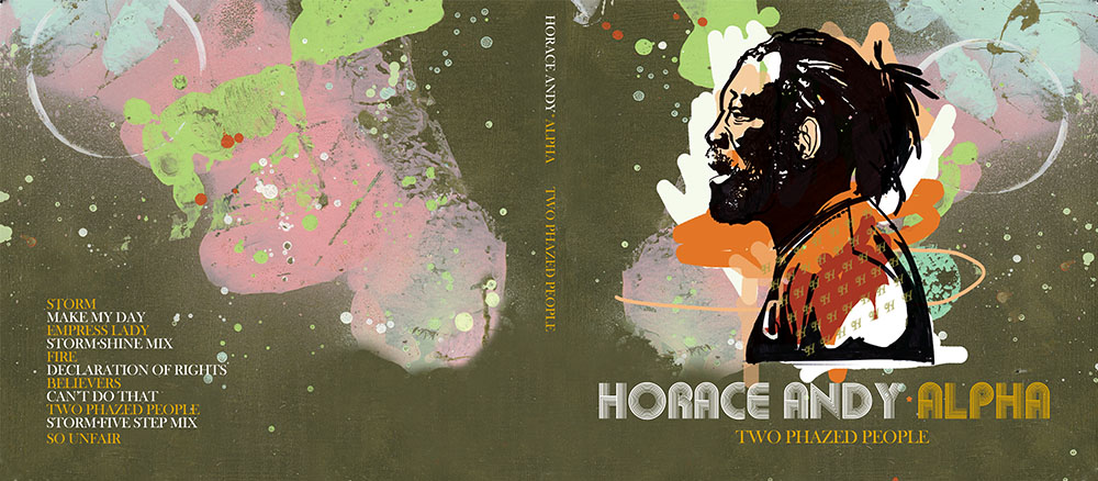 HORACE ANDY / ALPHA