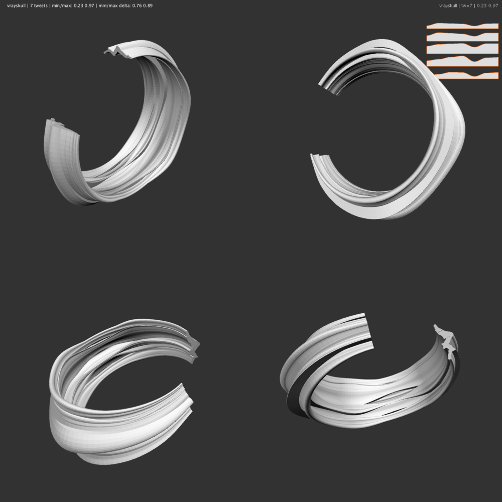 Bracelet Design for Audrey Aquino (by Gannon/Watz)