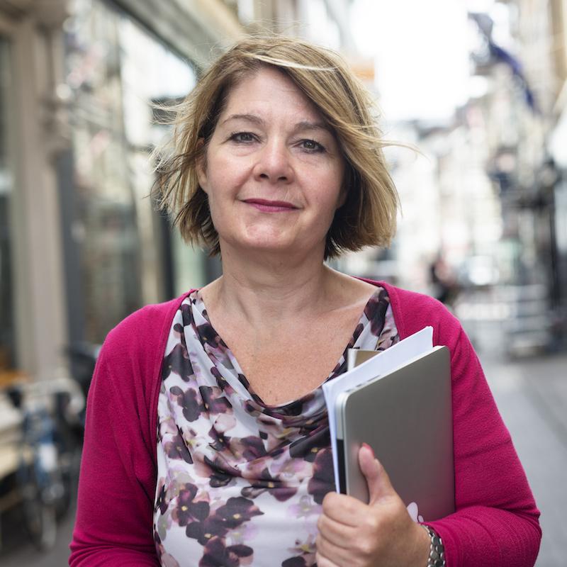 Pauline Smabers, foto door Marieke Odekerken