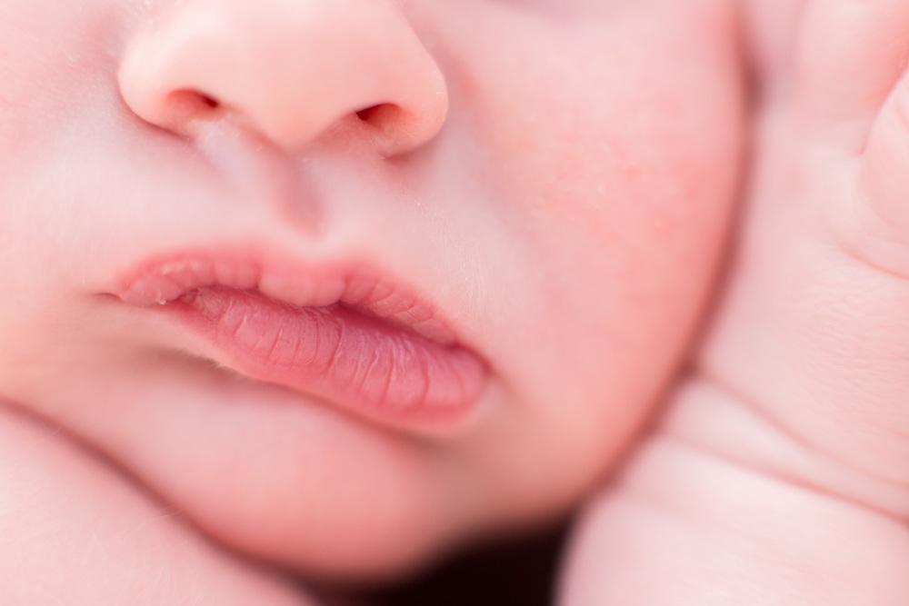 newborn photography maryland macro