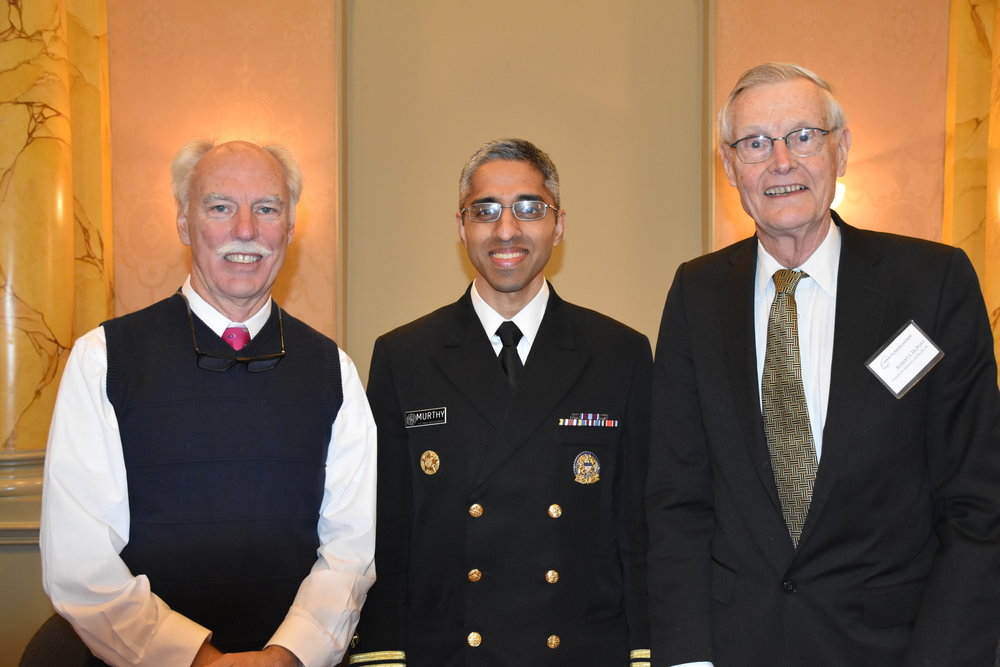 Drs. McLellan, Murthy and DuPont