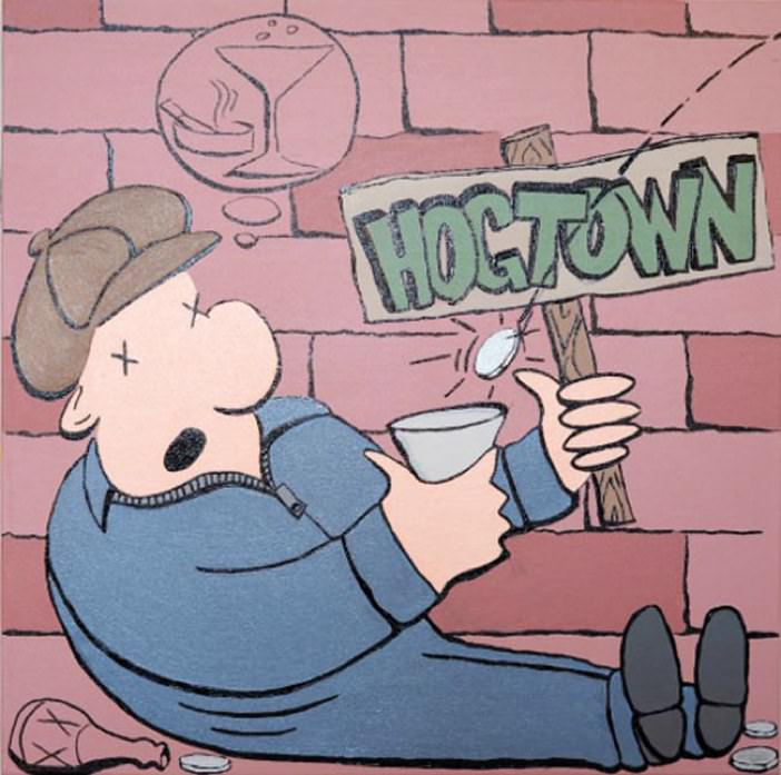 Hogtown by David Craig Ellis