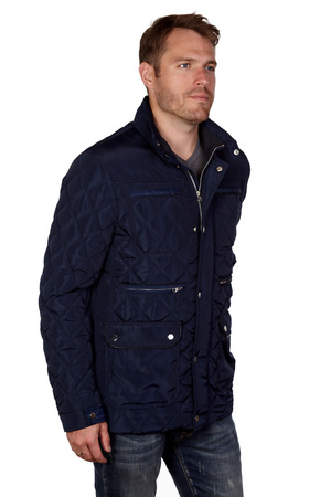 Mens Quilted Field Jacket Xray Jeans