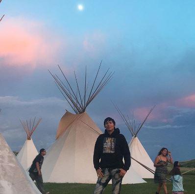 Danny Grassrope   Kul Wicasa Oyate (Lower Brule Sioux Tribe