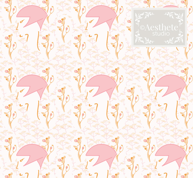 AESTHETE studio // pattern design & illustration