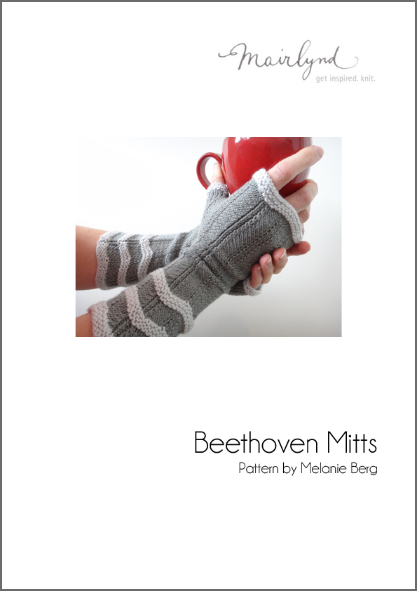 Beethoven Mitts