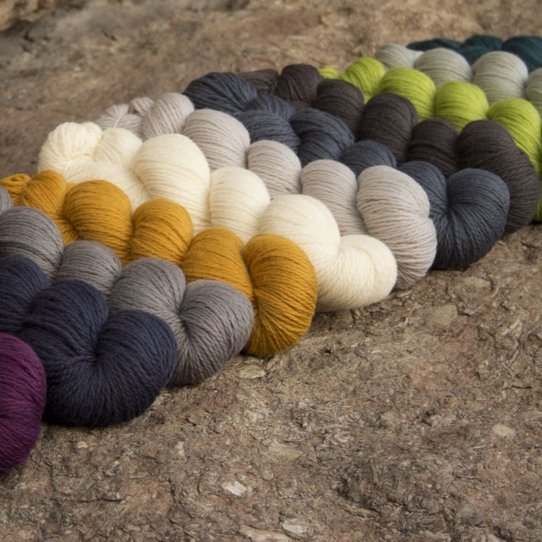 Rosy Green Wool — Remarkable Yarns