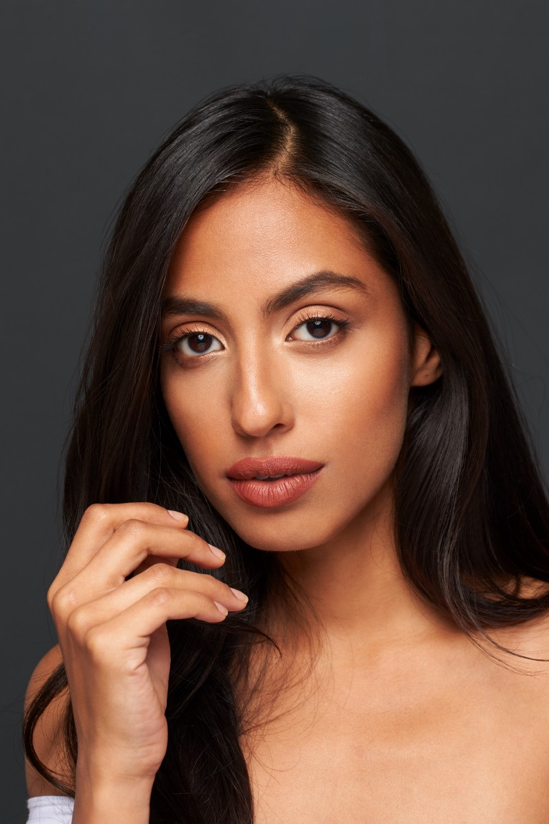 July 2017 — Model & Human rights activist  Bali Bassi