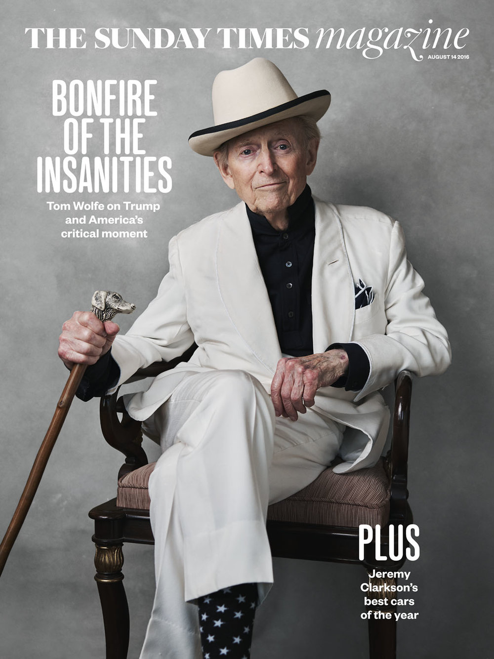 The Sunday Times (Tom Wolfe) by Joey L
