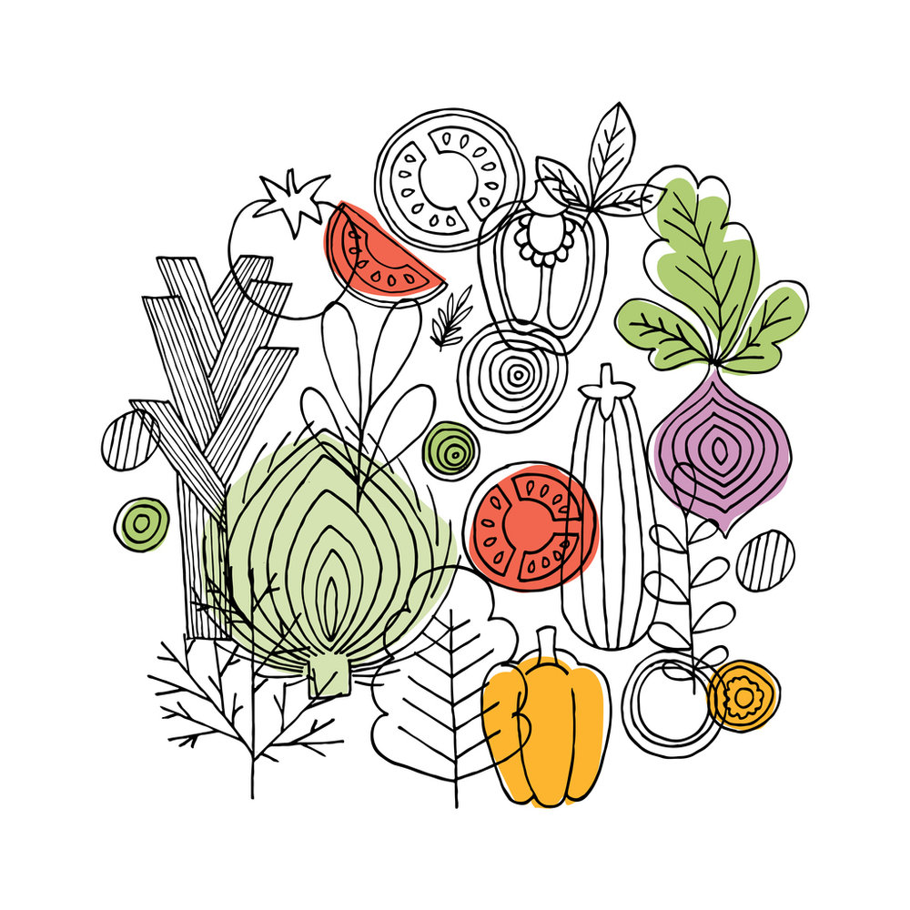 Vegetables-round-composition.-Linear-graphic.-Vegetables-background.-Scandinavian-style.-Healthy-food.-Vector-illustration-874509110_1027x1027.jpeg