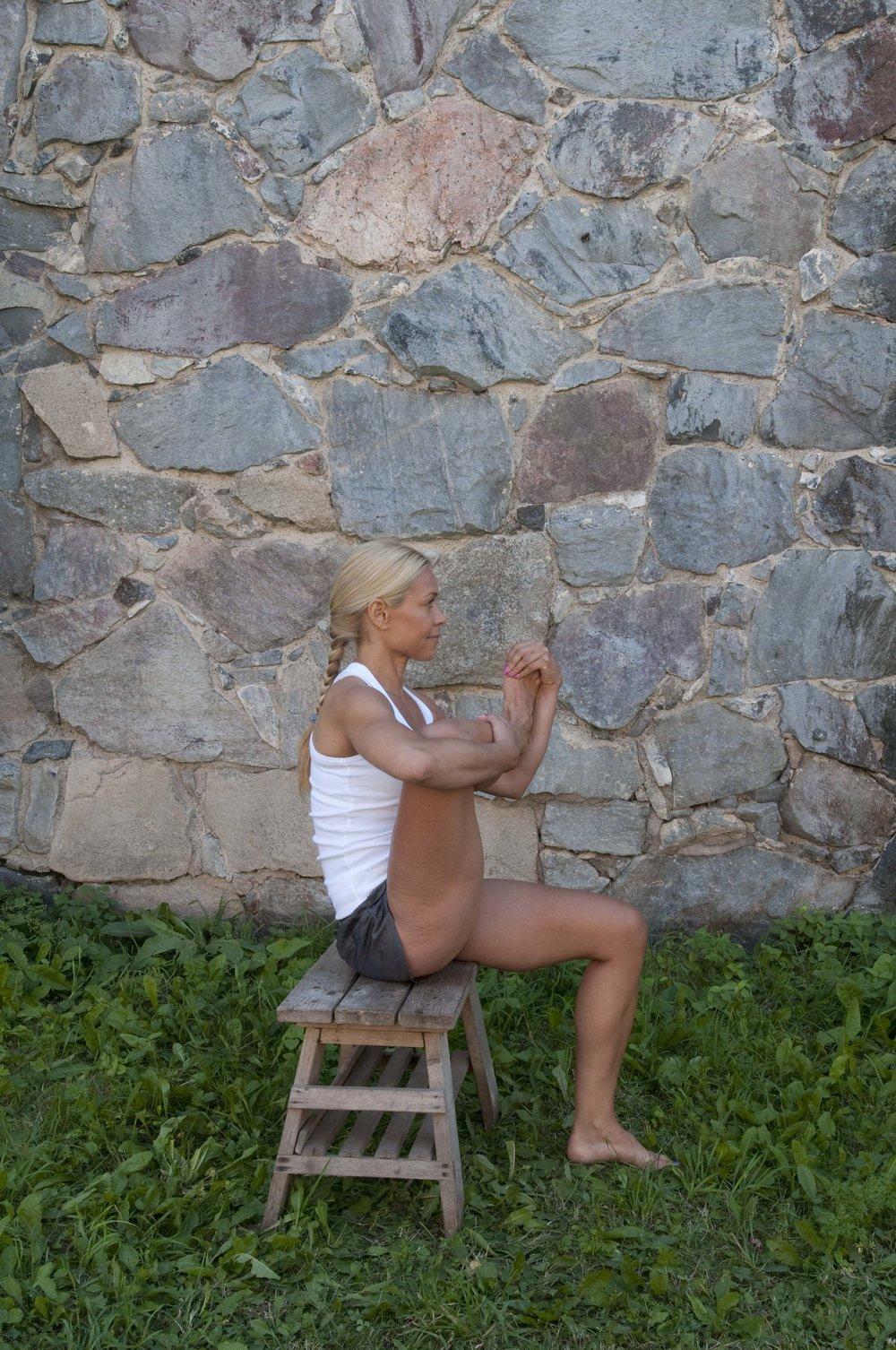5. saunajoogi