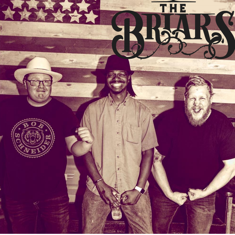 The Briars@ - Outlaws Saloon, Forney, TX
