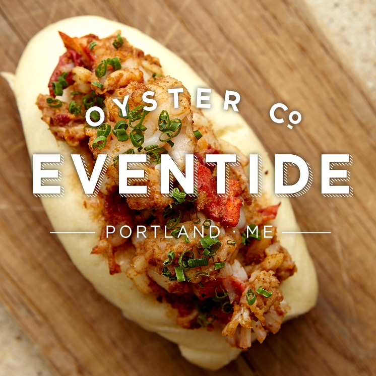 Brown Butter Lobster Roll at Eventide Oyster Co. Portland Maine