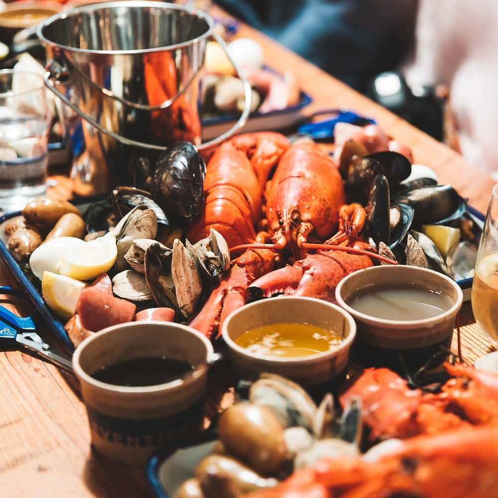 Eventide Lobster Bake