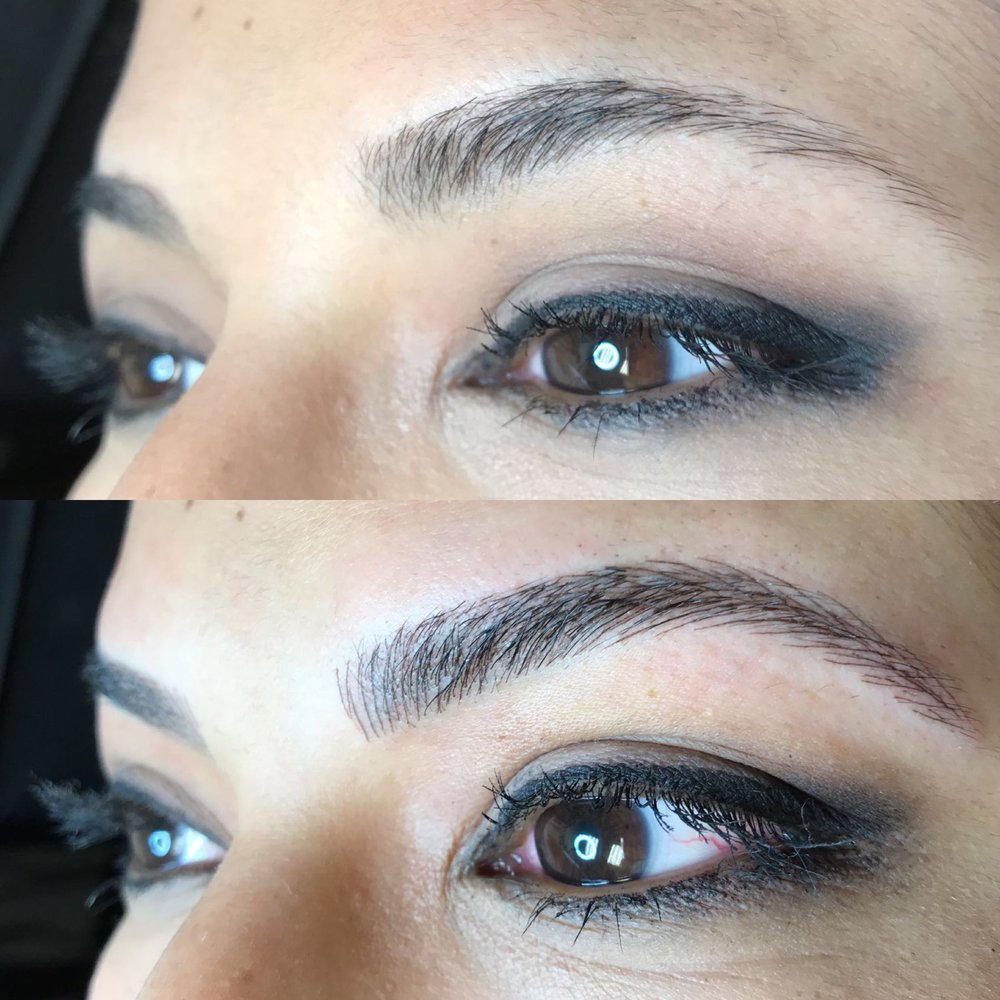 Real Brows Microblading Training Real Eyez Beauty Group