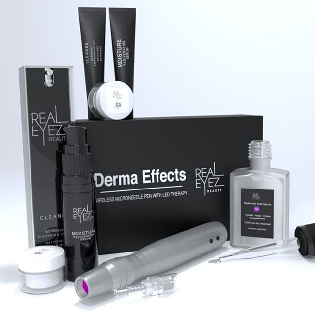 A NEW WAY OF MICRONEEDLING ❤  Derma Effects LED Microneedling Therapy. Machine & Pro Starter Kit: $675 🌷Red Light - Stimulate Collagen 🍀 Green Light - Speed Up Healing 🐳 Blue Light - Reduce Inflammation 🌻 Yellow Light - Improve Oxygen 🦑 Purple Light - Benefits of Red & Blue #microneedlpen #dermaeffects