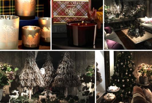 Jeffreys Interiors Edinburgh Christmas