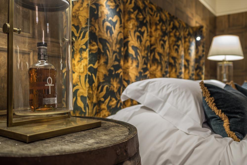 Whisky interior design Jeffreys Interiors
