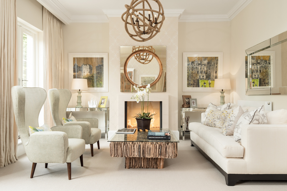 Light and Airy Interior Design Jeffreys Interiors
