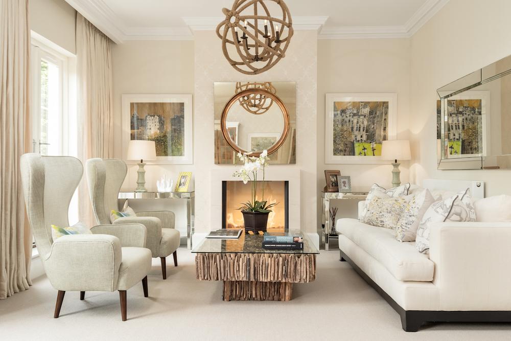 Light and Airy Interior Design Jeffreys Interiors