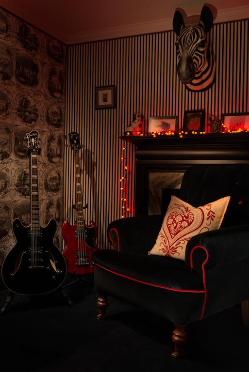 Musical chair interior design