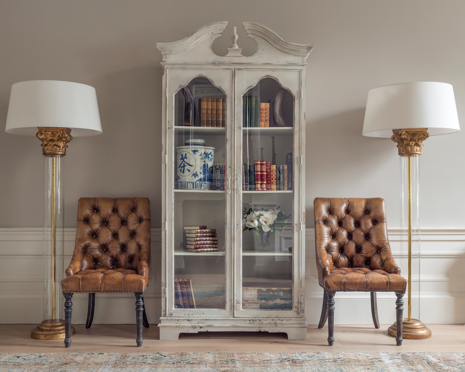 Bookcase interior design Scotland