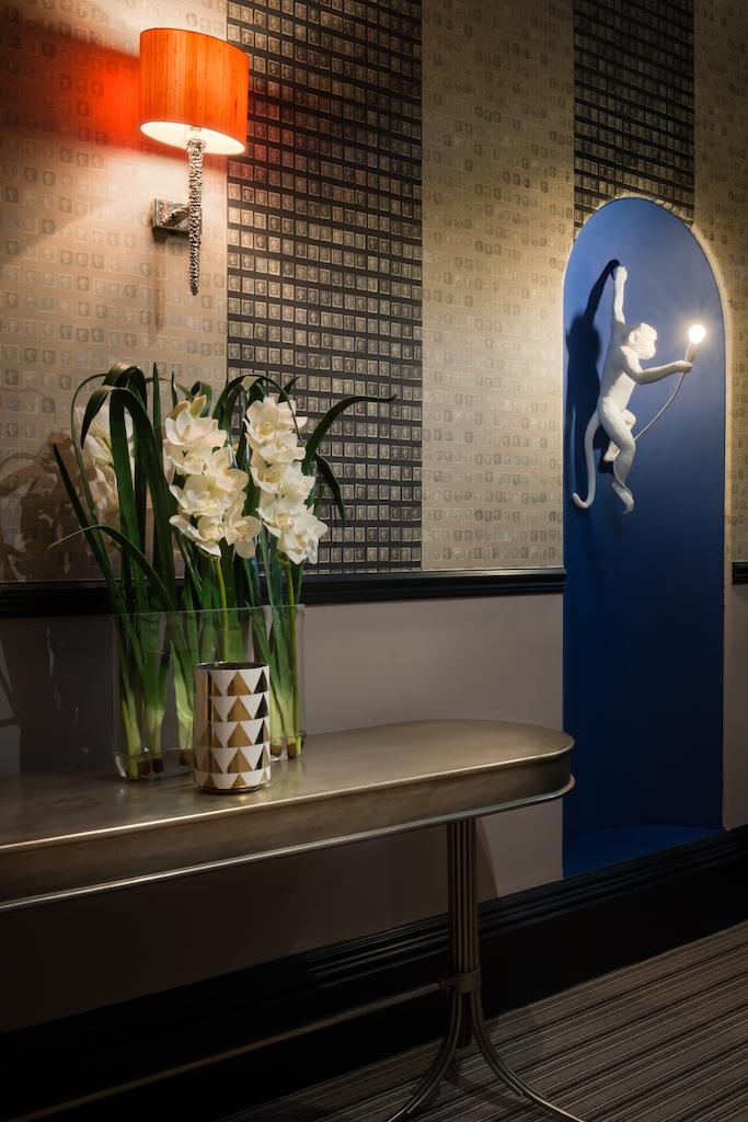 17 Rutland Apartments Hallway Jeffreys Interior Designs
