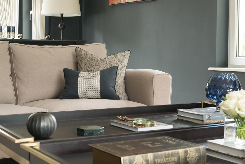 Brighouse Park Crescent interior design