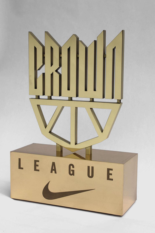 nike crown league trophy -
